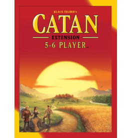 Catan Studio Catan: 5-6 Player (5th Ed)