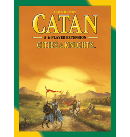 Catan Studio Catan: Cities 5-6 Player