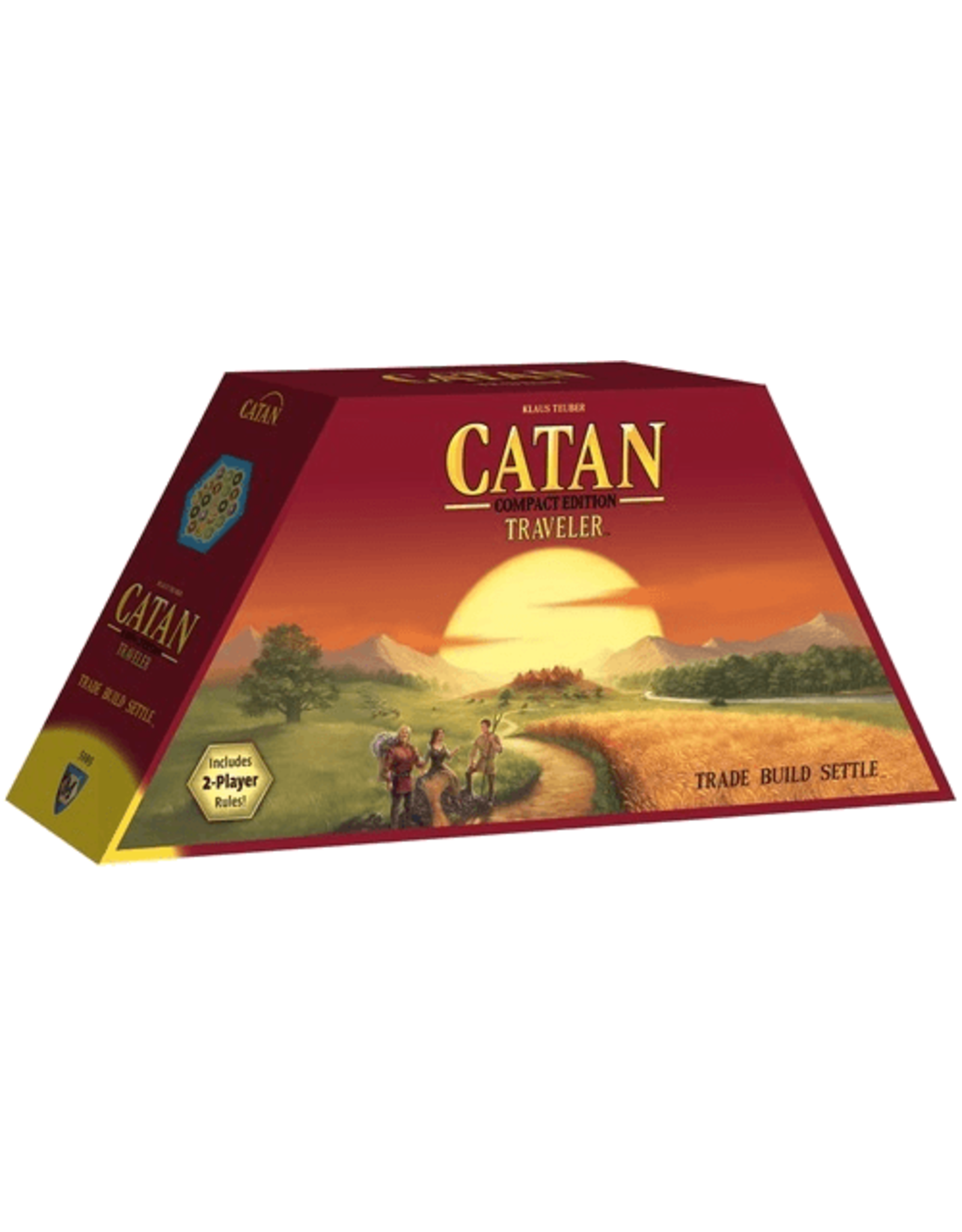 Catan Studio Catan: Traveler Edition