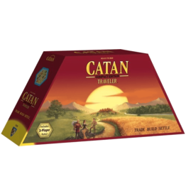 Catan Studio Catan: Traveler Edition