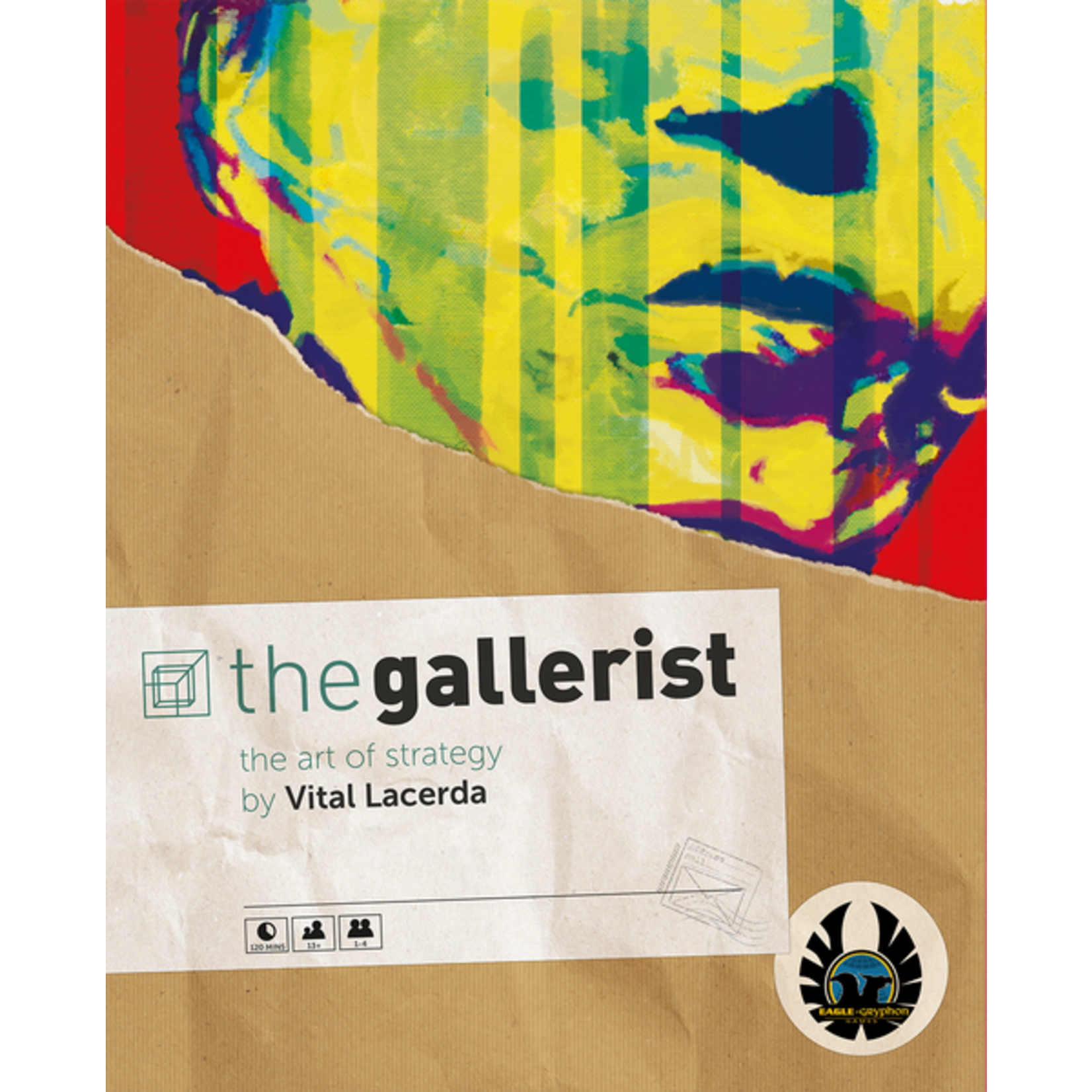 Eagle-Gryphon The Gallerist (Complete Ed)