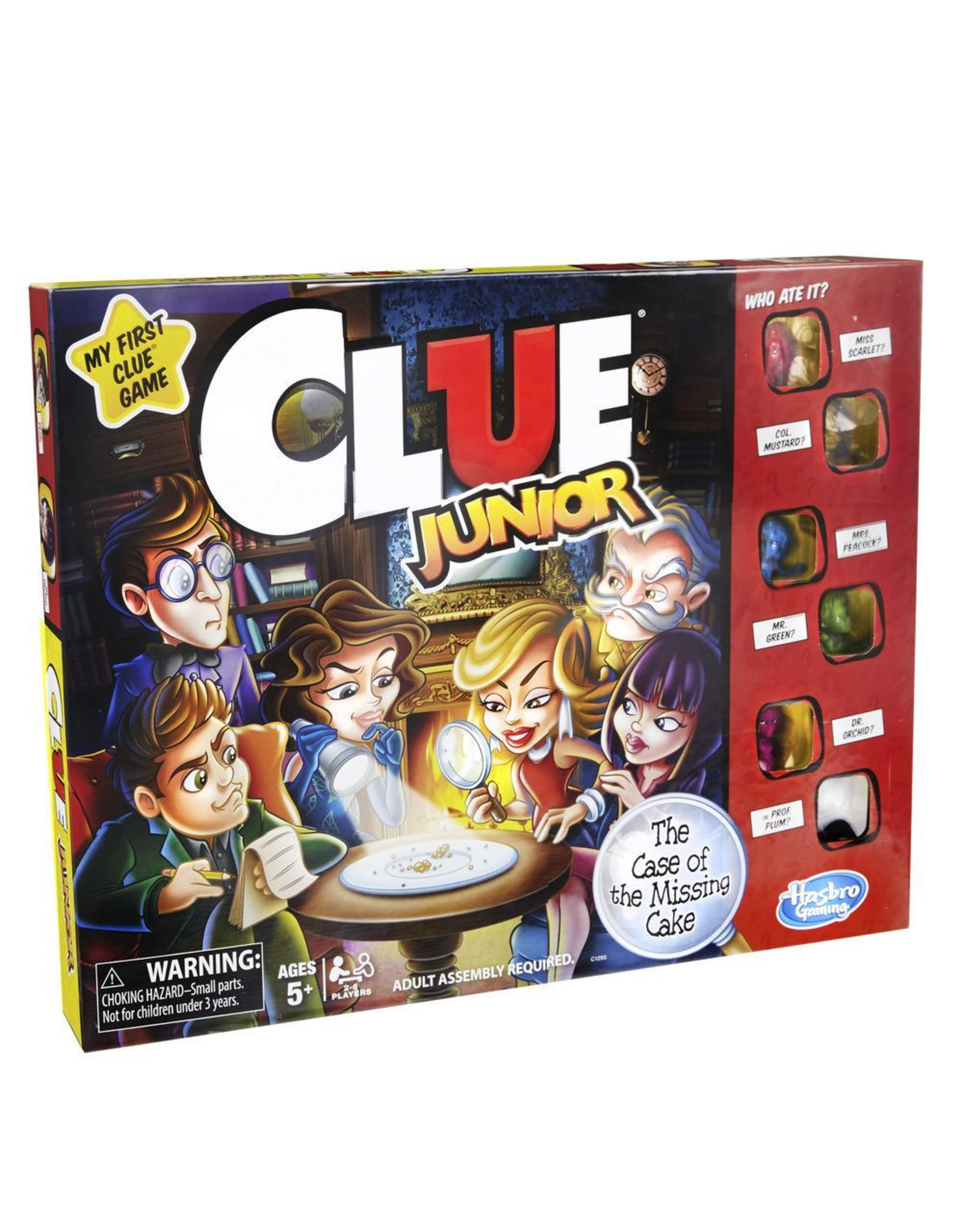 Hasbro Clue Junior