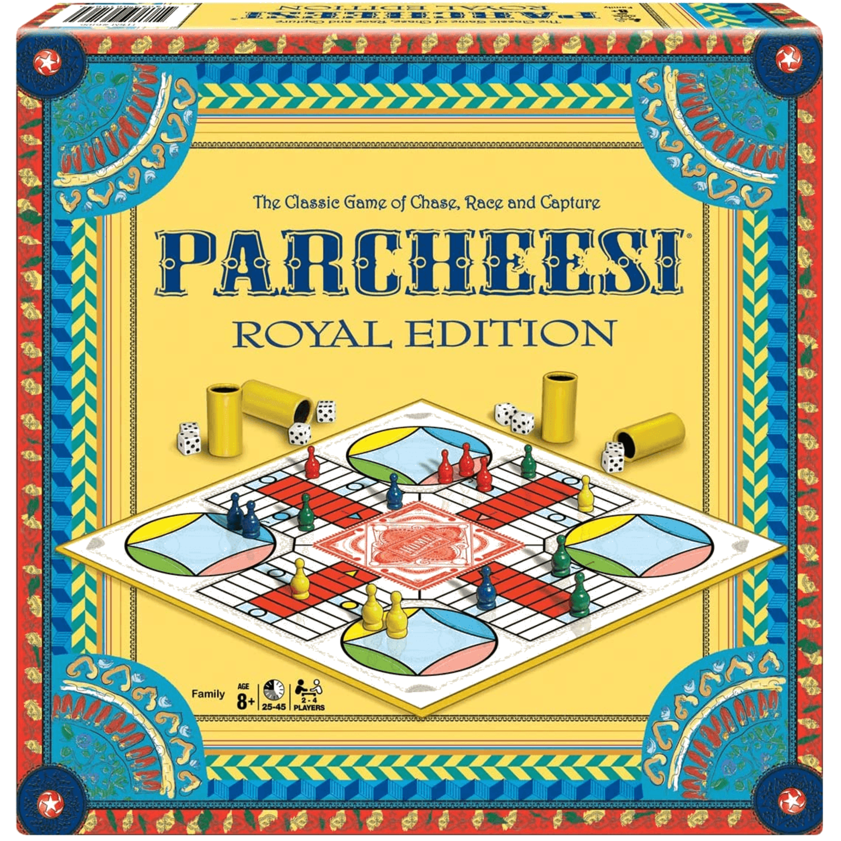 Winning Moves Games Parcheesi
