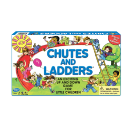 Winning Moves Games Chutes & Ladders: Classic