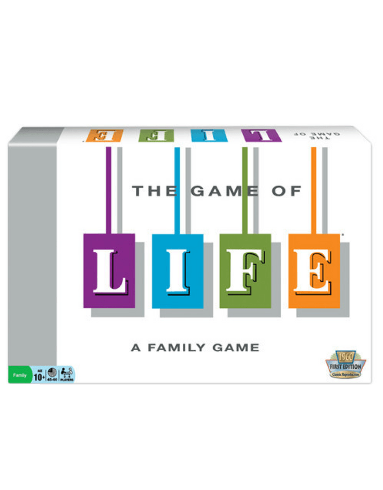 Winning Moves Games Life: Classic