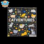 Chronicle Books Catventures Game