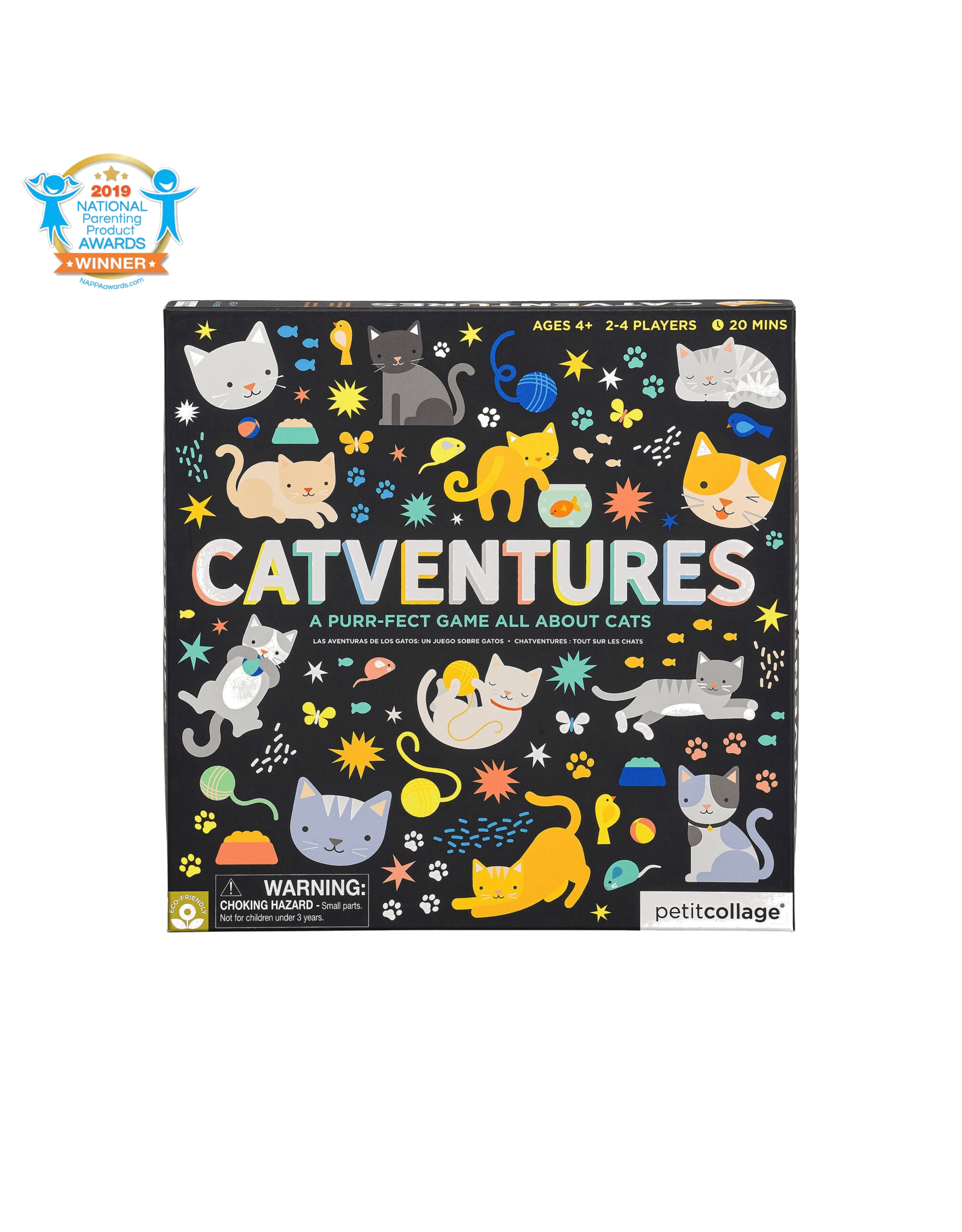 Wild and Wolf Catventures Game