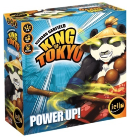 Iello King of Tokyo: Power Up 2nd Ed