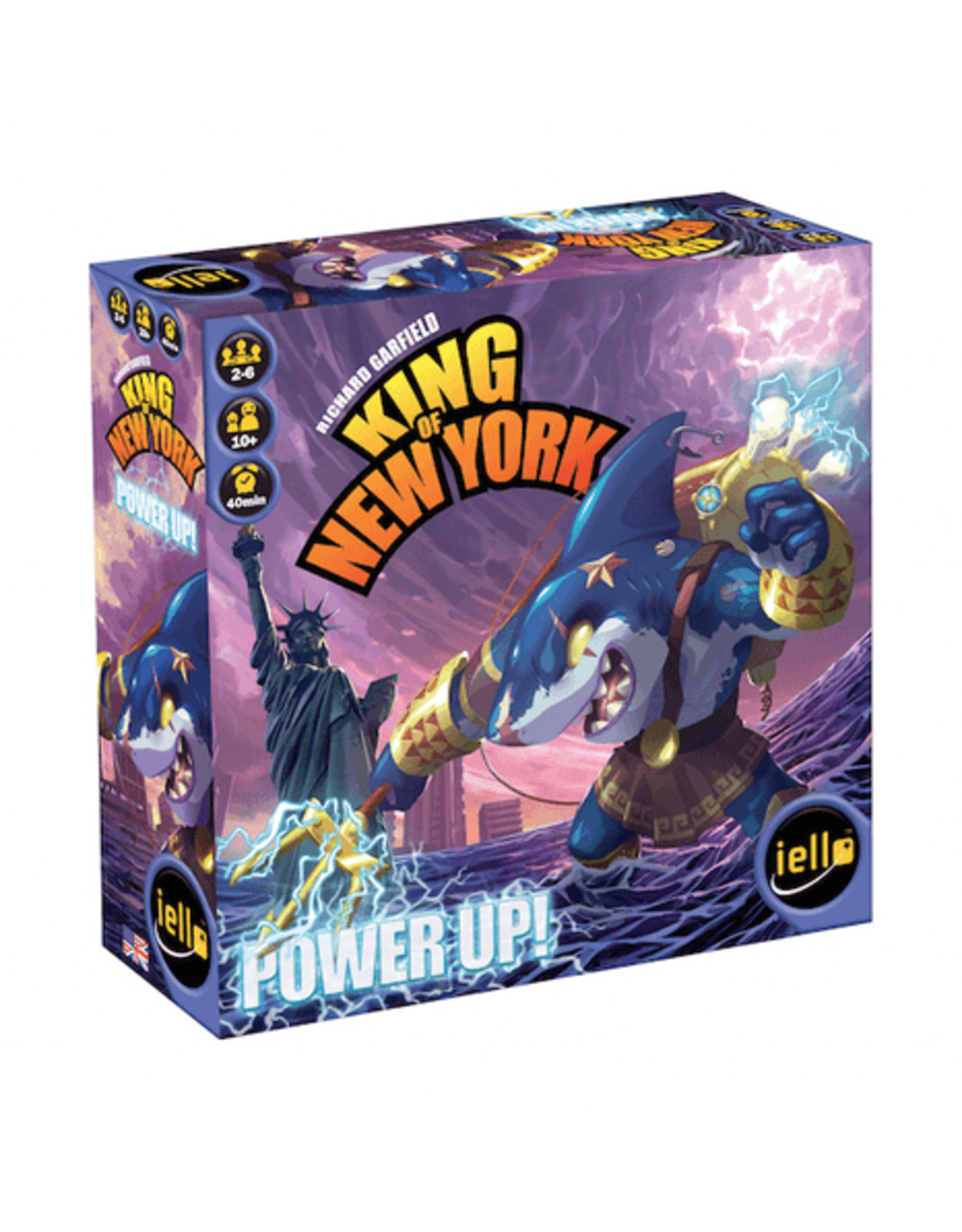 Iello King of New York: Power Up!