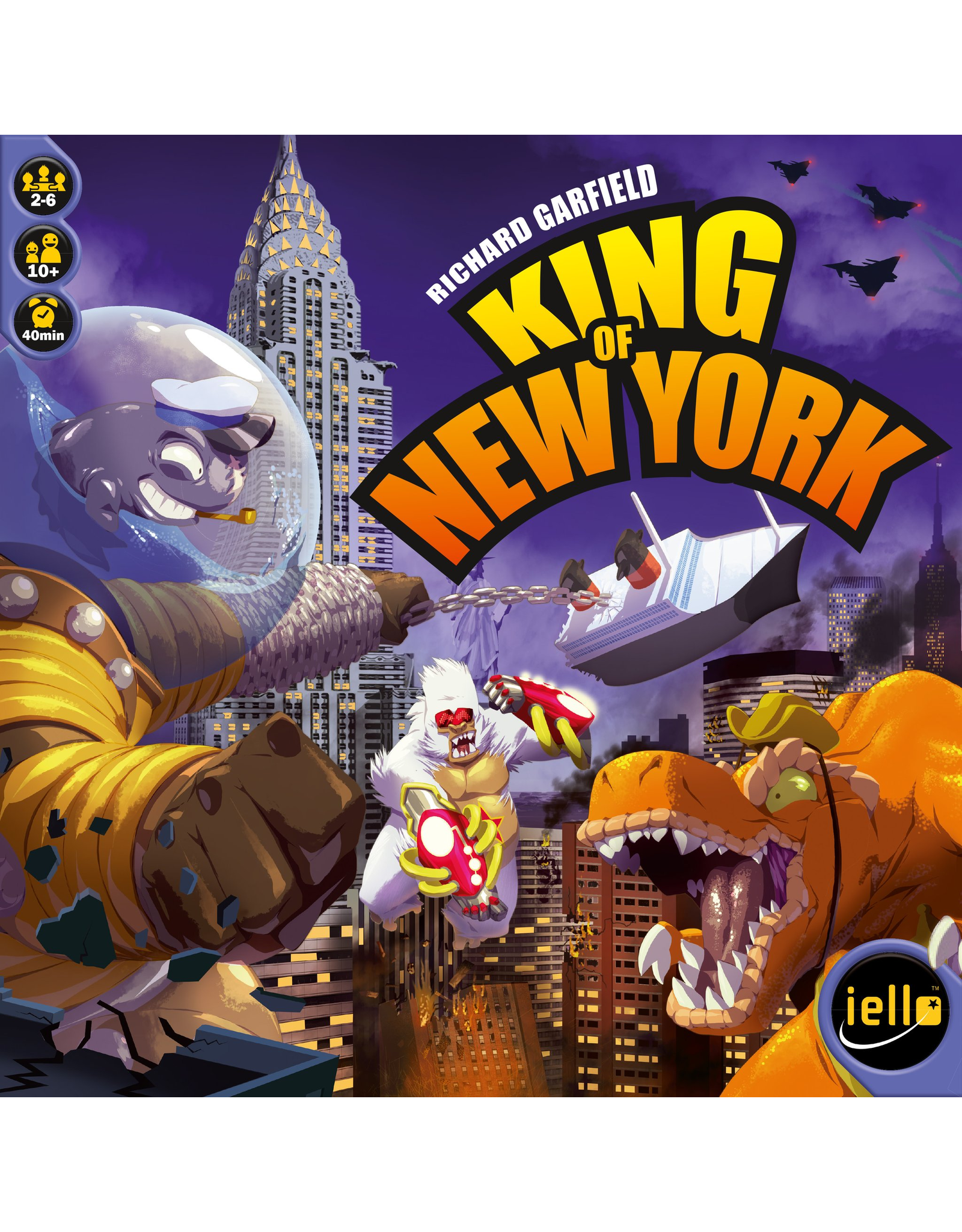 Iello King of New York