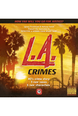 Portal Games Detective: LA Crimes Expansion