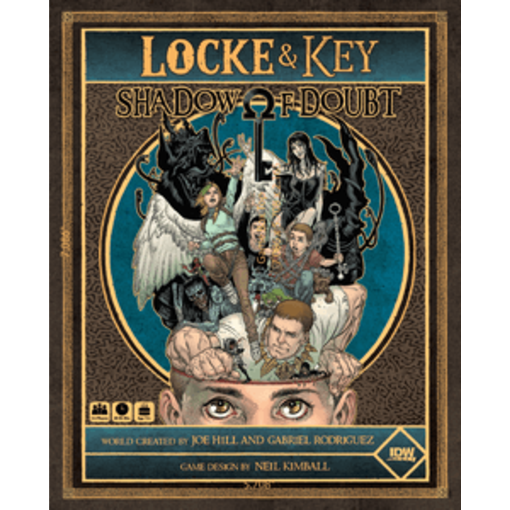 IDW Games Locke & Key: Shadow of Doubt