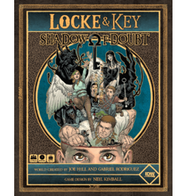 Locke & Key: Shadow of Doubt
