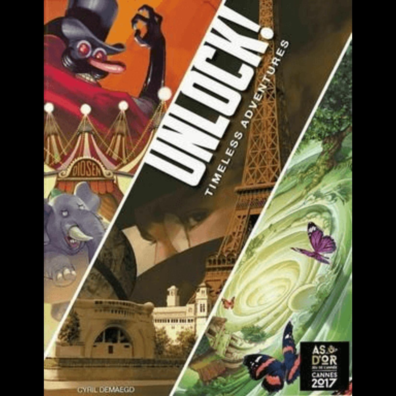 Asmodee Unlock: Timeless Adventures