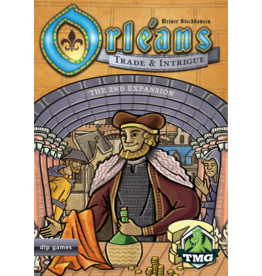 Tasty Minstrel Games Orleans: Trade & Intrige