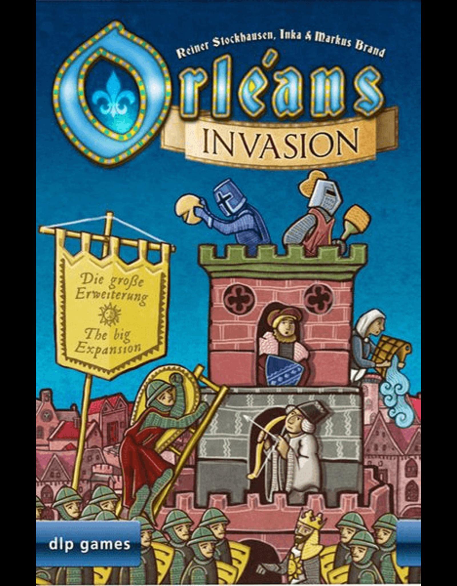 Tasty Minstrel Games Orleans: Invasion Exp