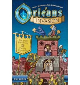 Tasty Minstrel Games Orleans: Invasion Exp
