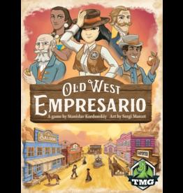 Tasty Minstrel Games Old West Empresario