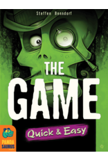 Pandasaurus Games The Game Quick & Easy