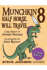 Steve Jackson Games Munchkin 8: Half Horse Will Travel