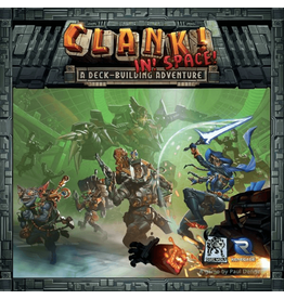 Renegade Game Studios Clank! In! Space