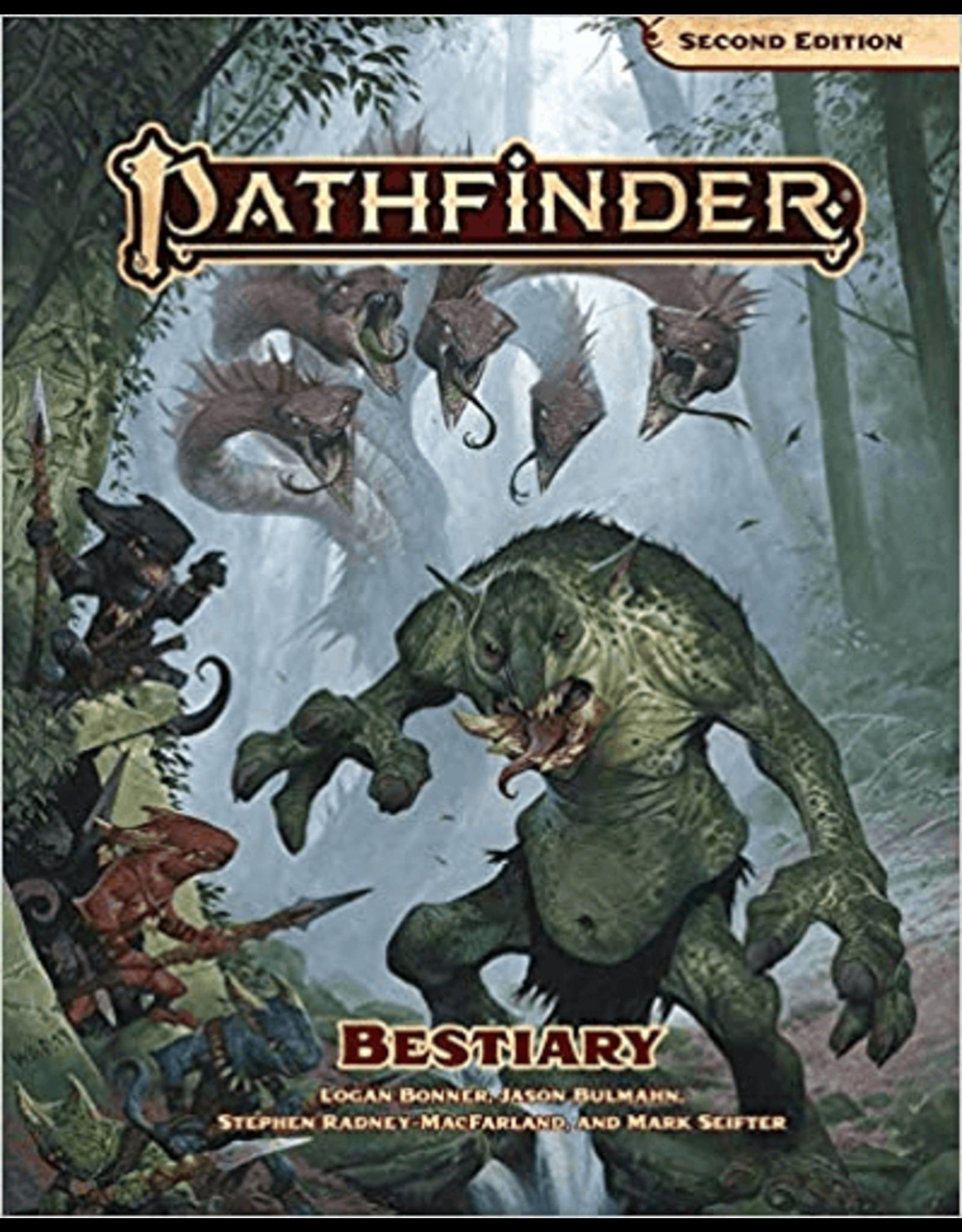 Pathfinder P2: Bestiary