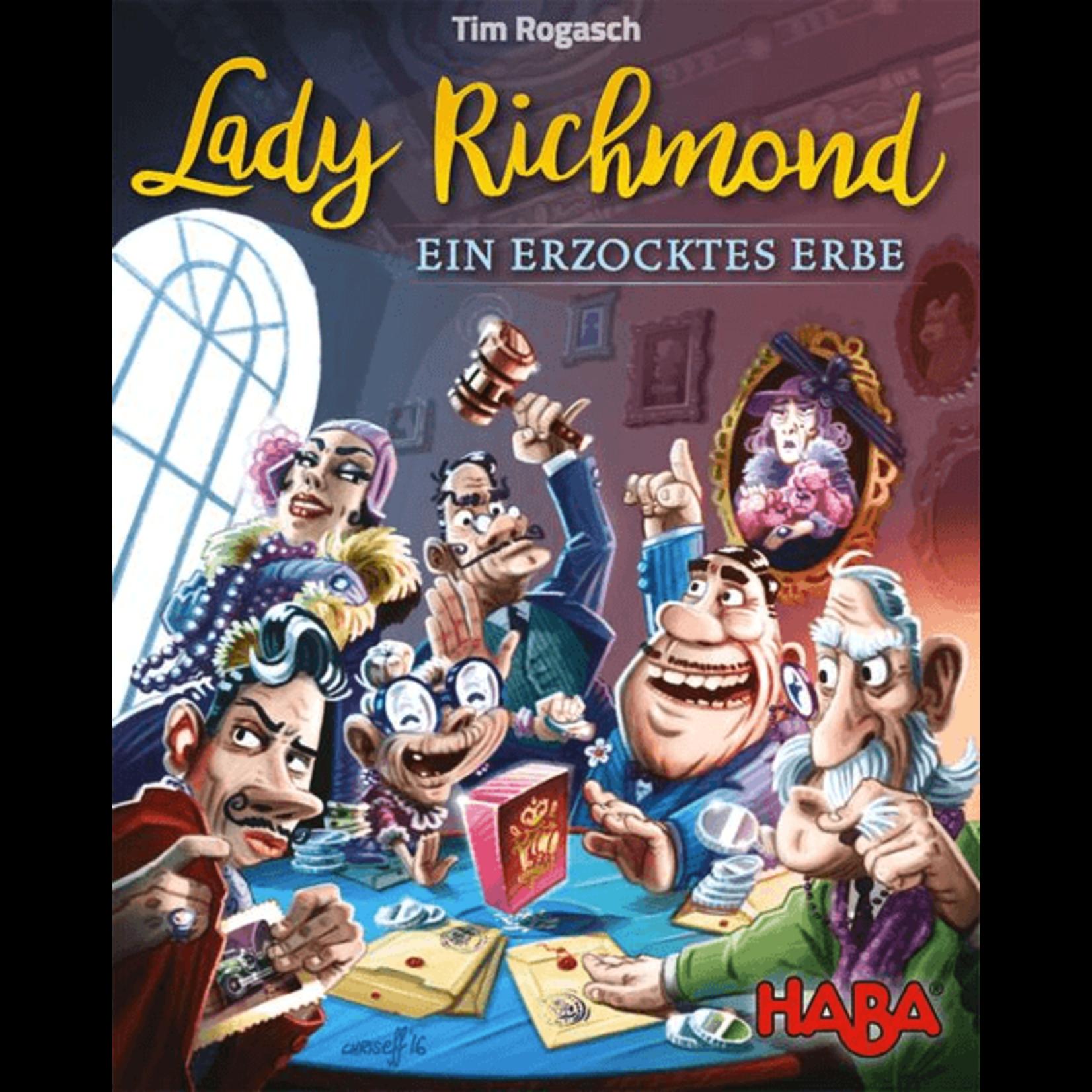 Haba Lady Richmond