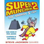 Steve Jackson Games Super Munchkin 2: The Narrow S-Cape Expansion