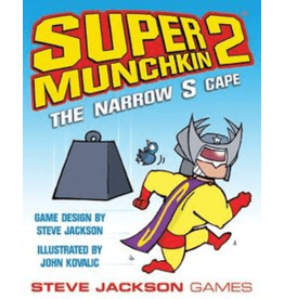 Steve Jackson Games Super Munchkin 2: The Narrow S-Cape Expansion
