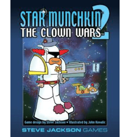Steve Jackson Games Munchkin Star 2 Clown Wars