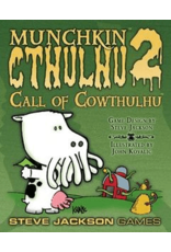 Steve Jackson Games Munchkin Cthulhu 2: Call of Cowthulu Expansion