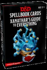 D&D Spellbook Cards: Xanathar