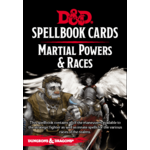 D&D Spellbook Cards: Martial