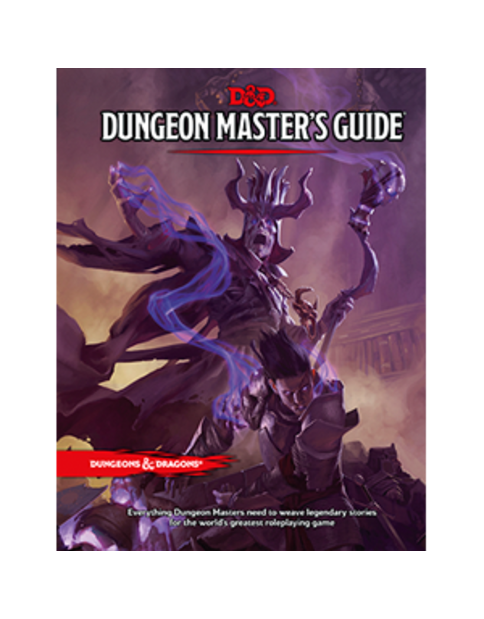 D&D: Dungeon Masters Guide