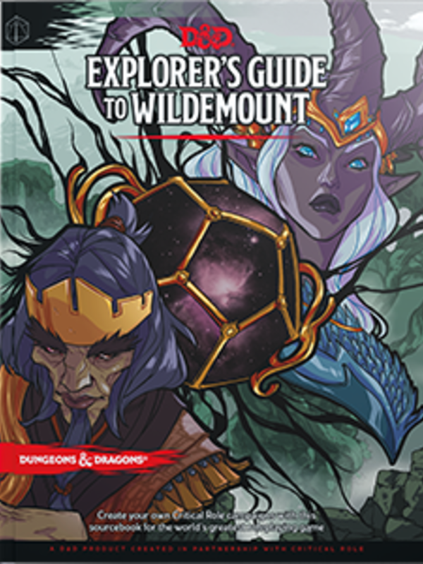D&D: Explorer's Guide to Wildmount