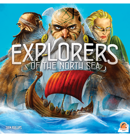 Renegade Game Studios Explorers of the North Sea
