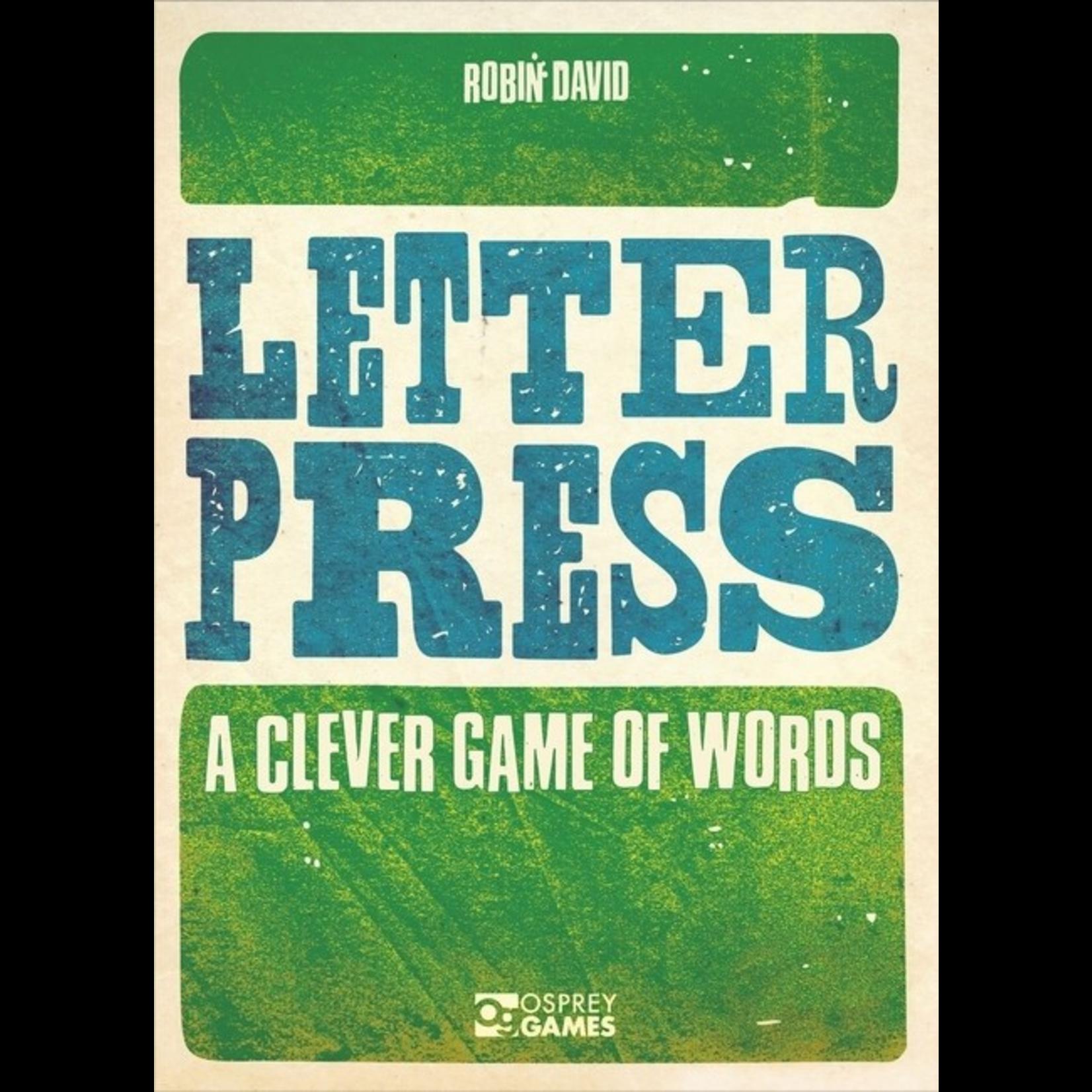 Osprey Letterpress