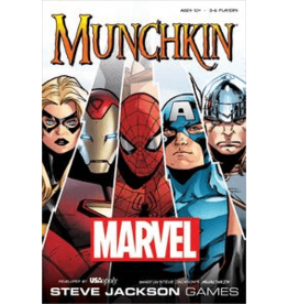 The Op Munchkin Marvel