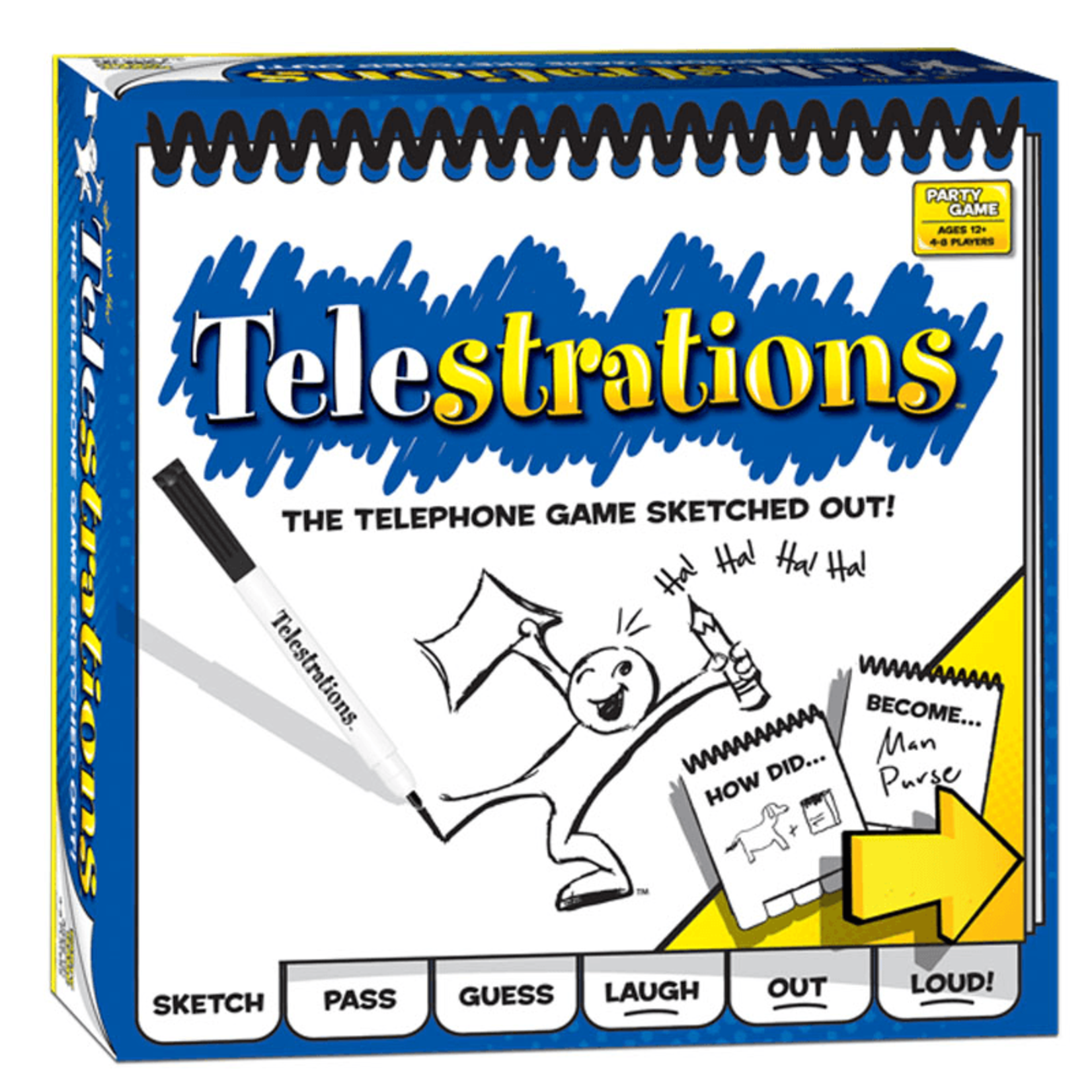 The Op Telestrations