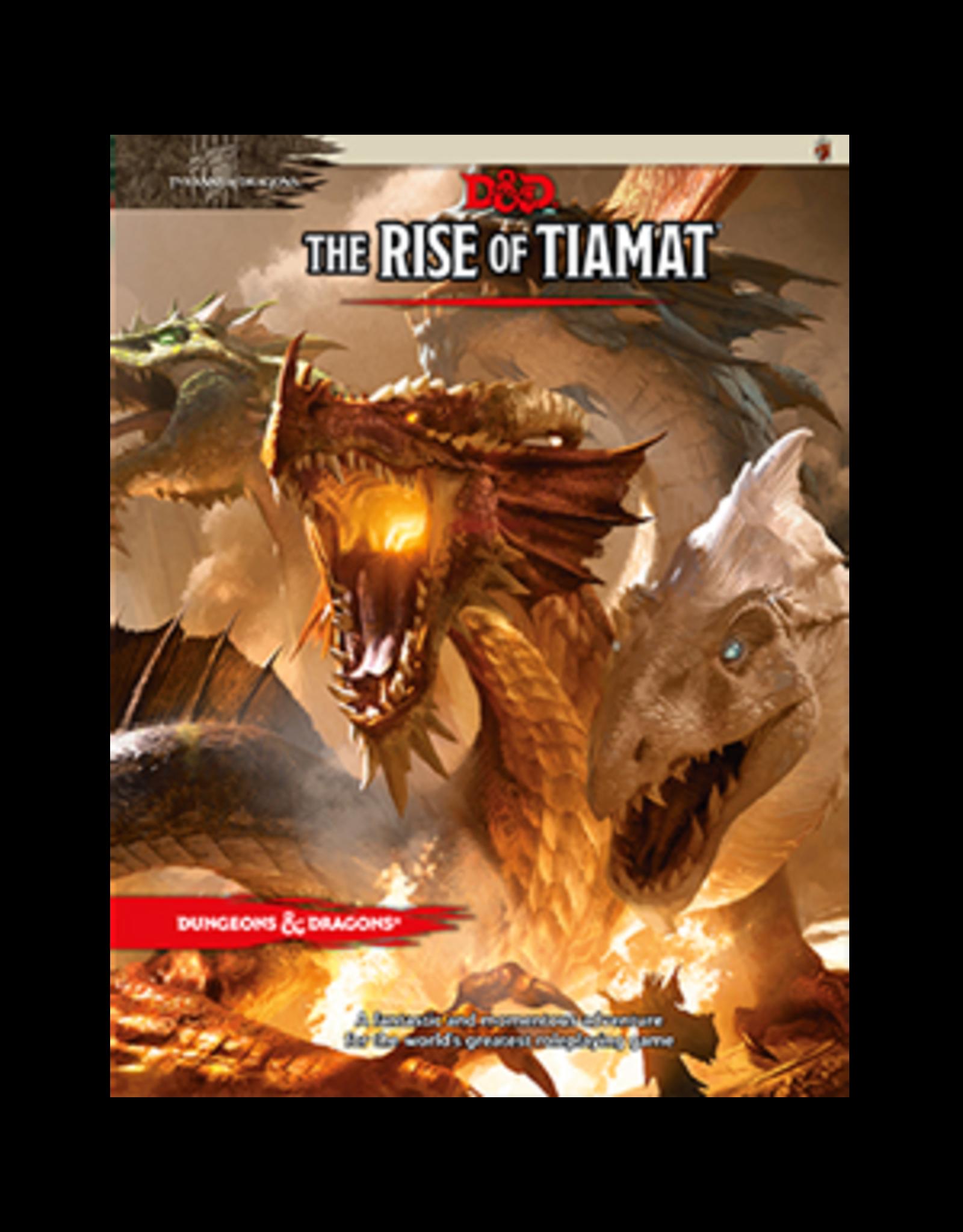 D&D: Rise of Tiamat