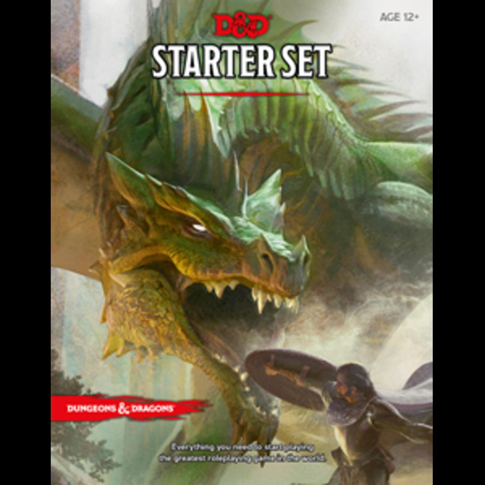Wizards of the Coast D&D: Starter Set