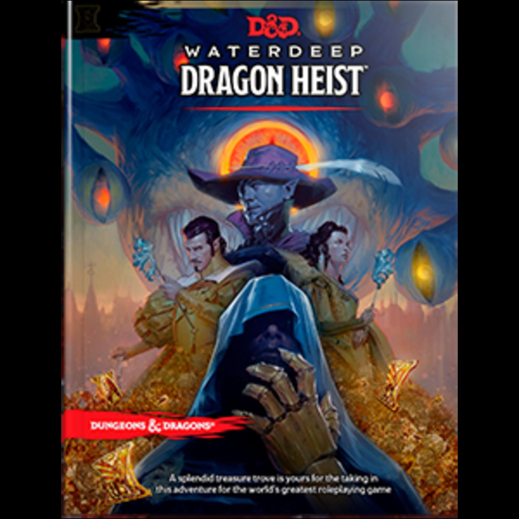 D&D: Waterdeep Dragon Heist