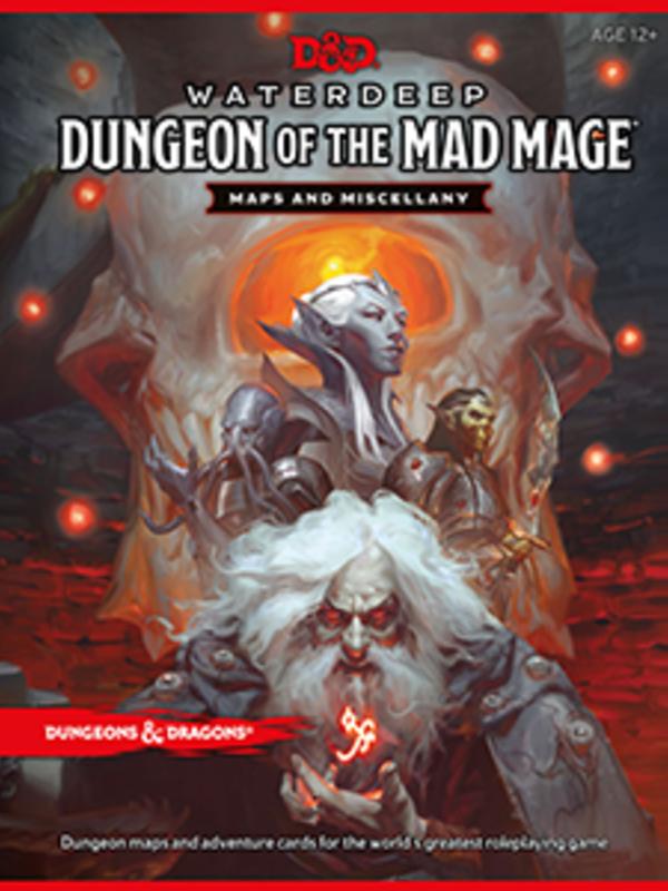 D&D: Waterdeep Map Pack