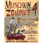 Steve Jackson Games Munchkin Zombies 4: Spare Parts