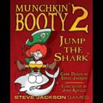 Steve Jackson Games Munchkin Booty 2: Jump the Shark Expansion