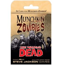 Steve Jackson Games Munchkin Zombies: Walking Dead