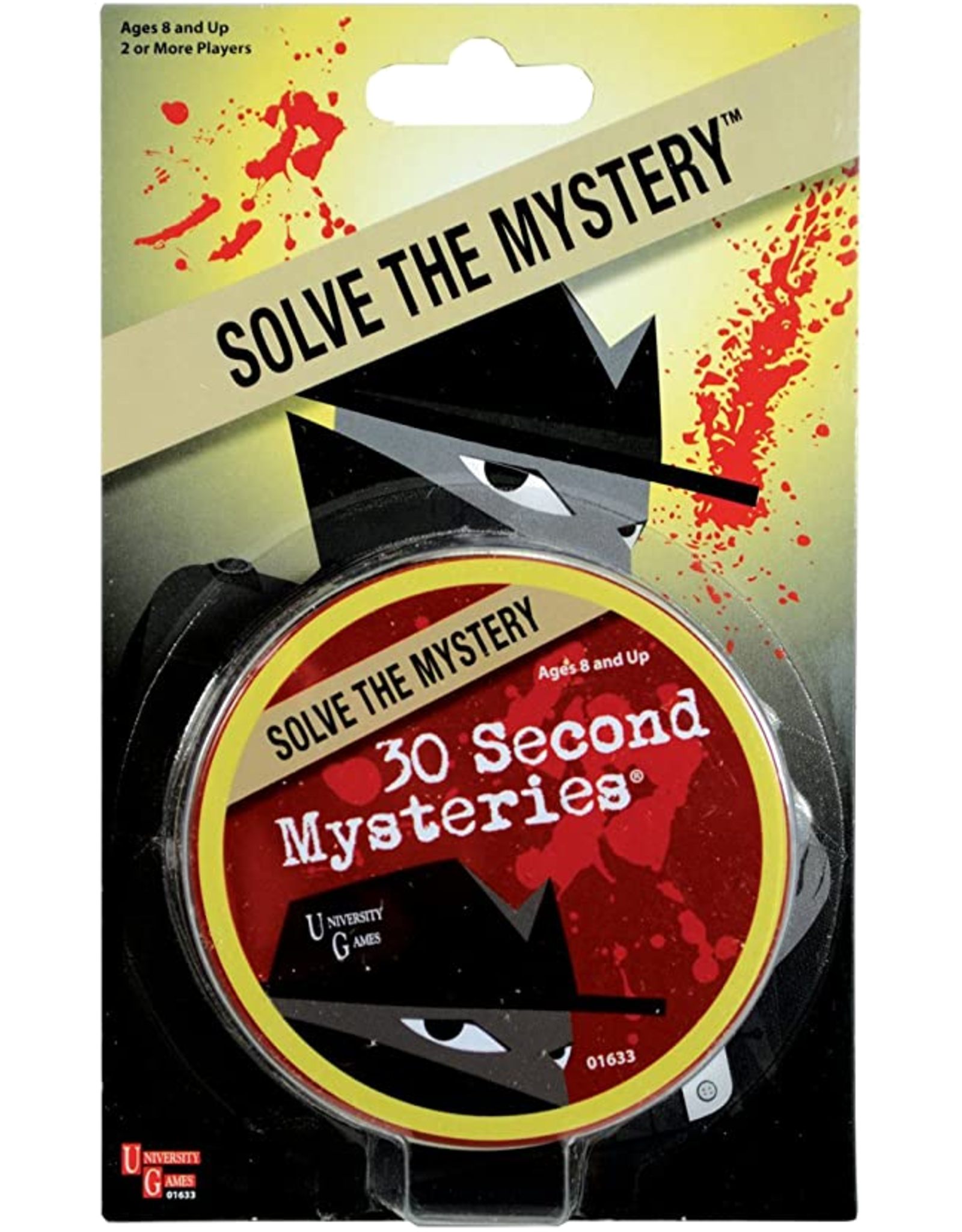 University Games 30 Second Mysteries