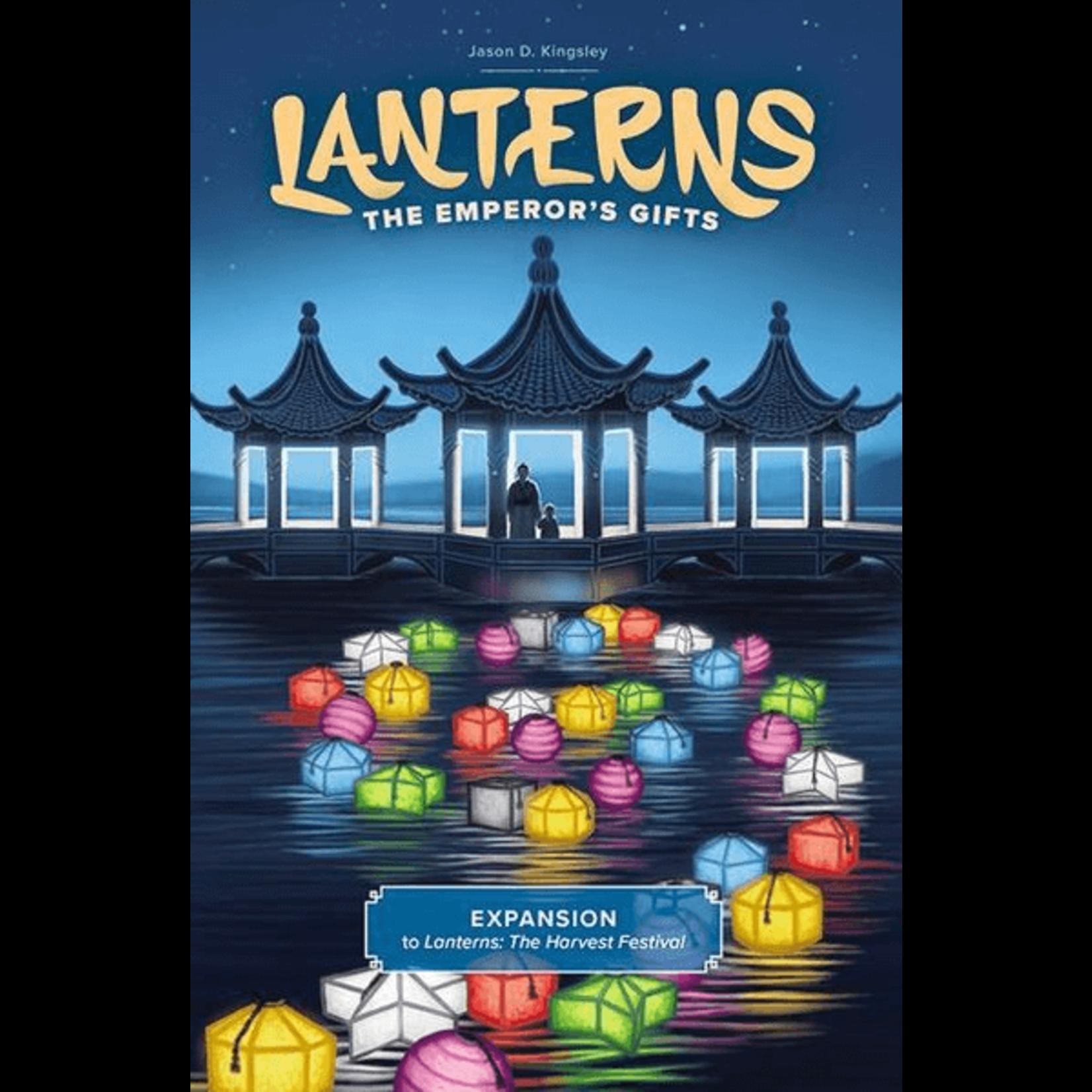 Renegade Game Studios Lantern: The Emperor's Gifts Exp