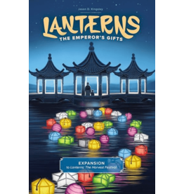Renegade Game Studios Lantern: The Emperor's Gifts Exp