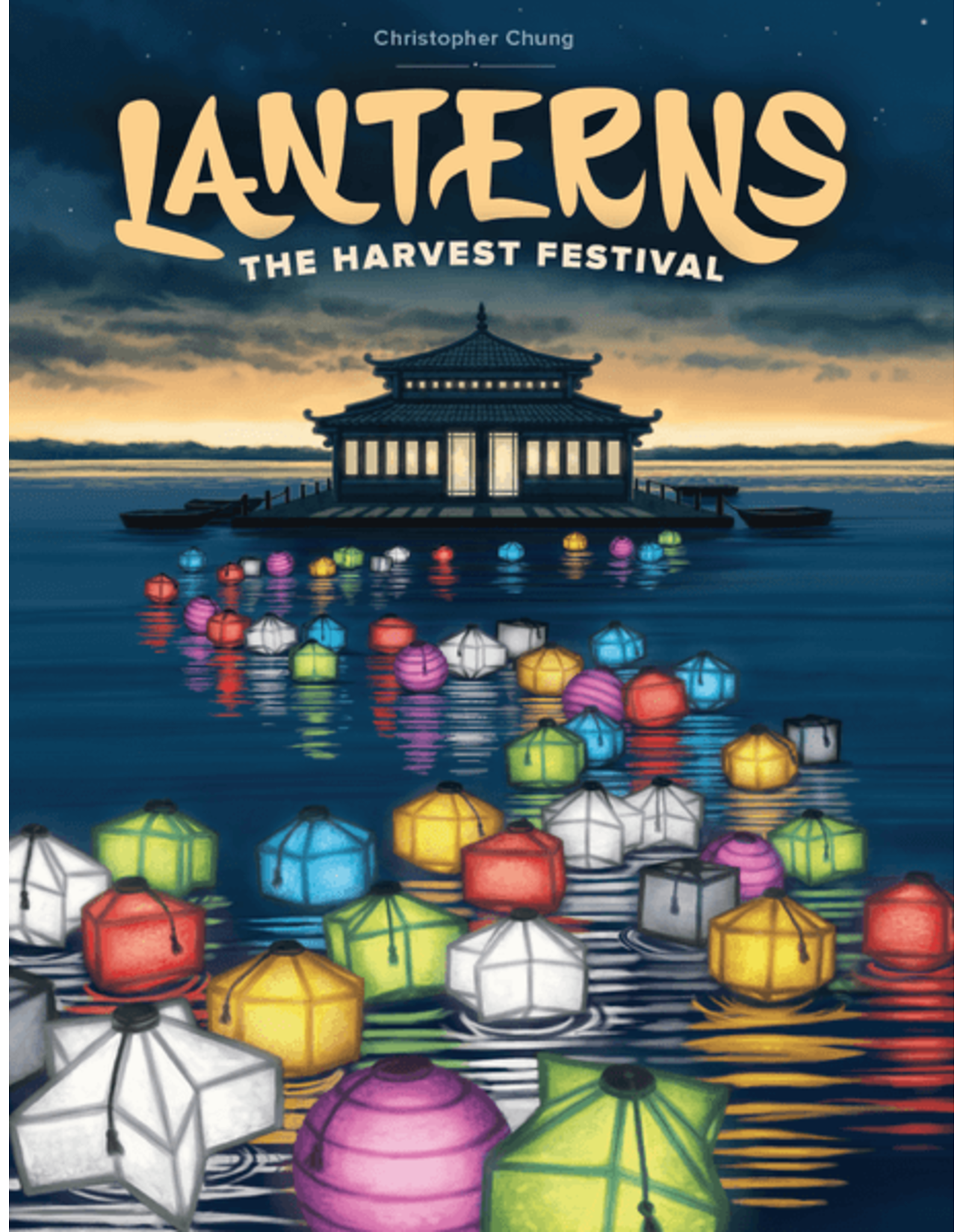 Renegade Game Studios Lanterns: The Harvest Festival